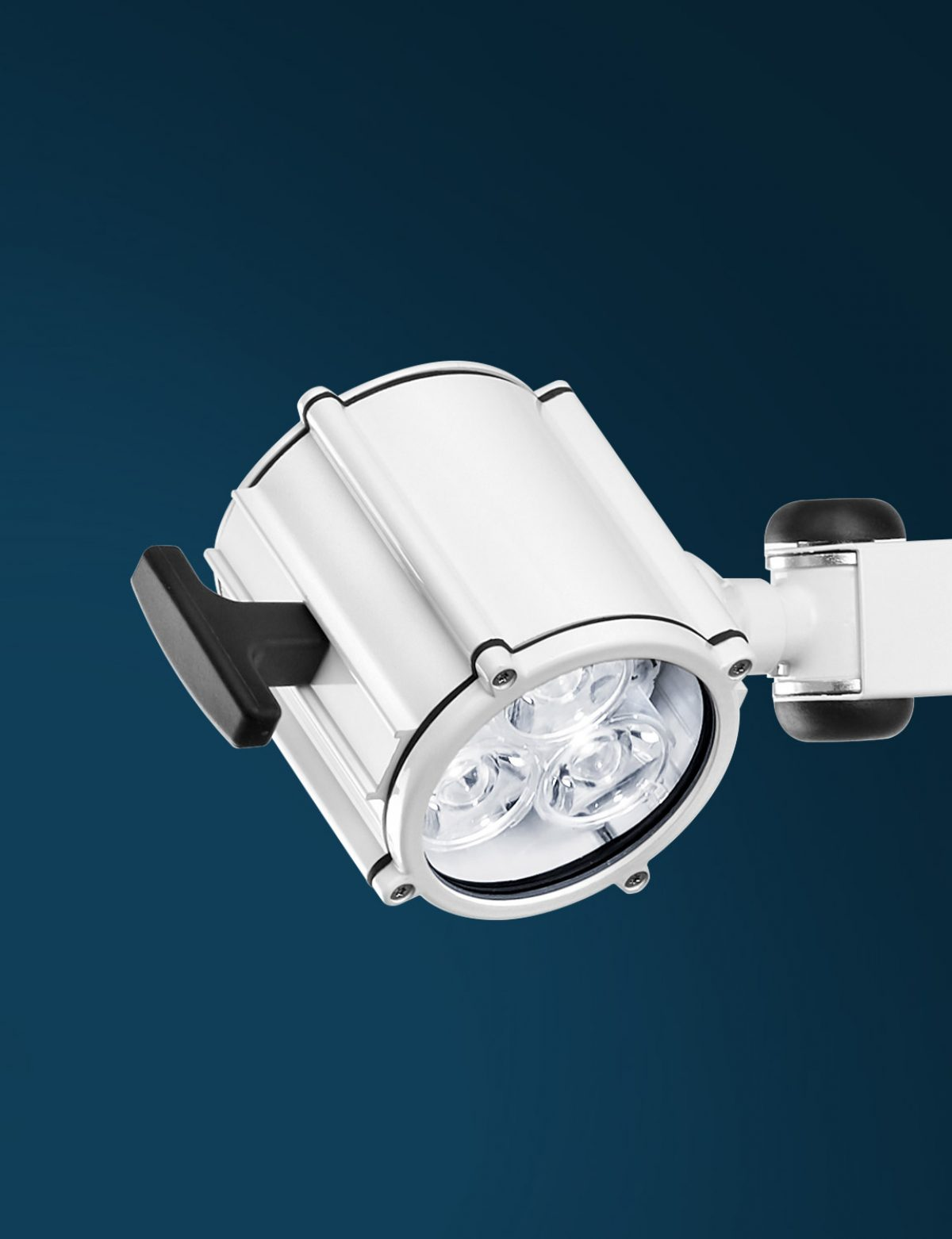 The peculiar design of each product of the series guarantees a reliable solution whenever light is needed.